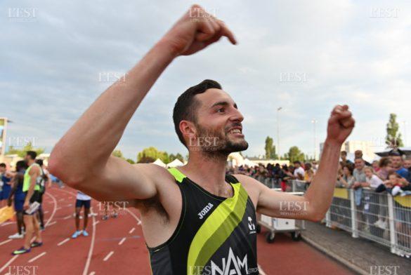 Renaud ROSIERE – Athlétisme 800m/1500m