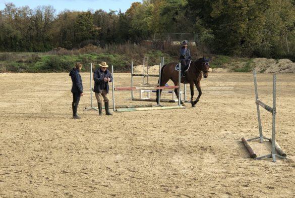Thaïs BRUDER – Équitation